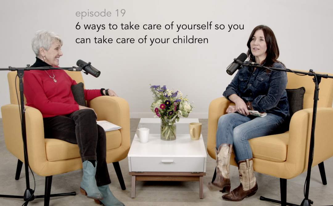 6 ways to take care of yourself so you can take care of your children