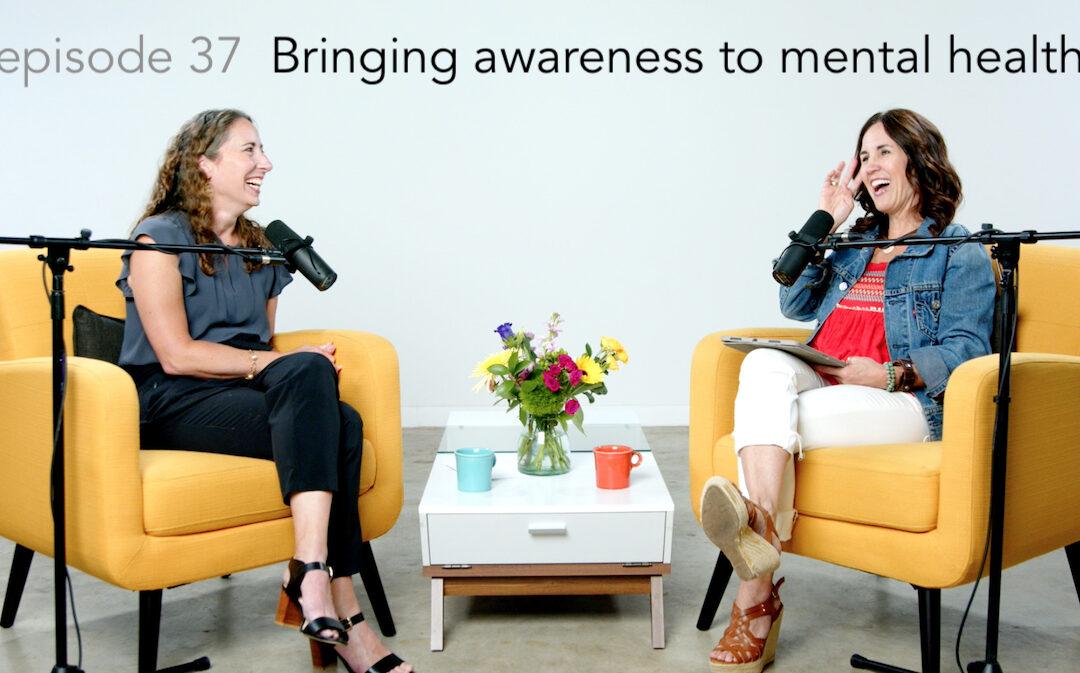 Bringing awareness to mental health